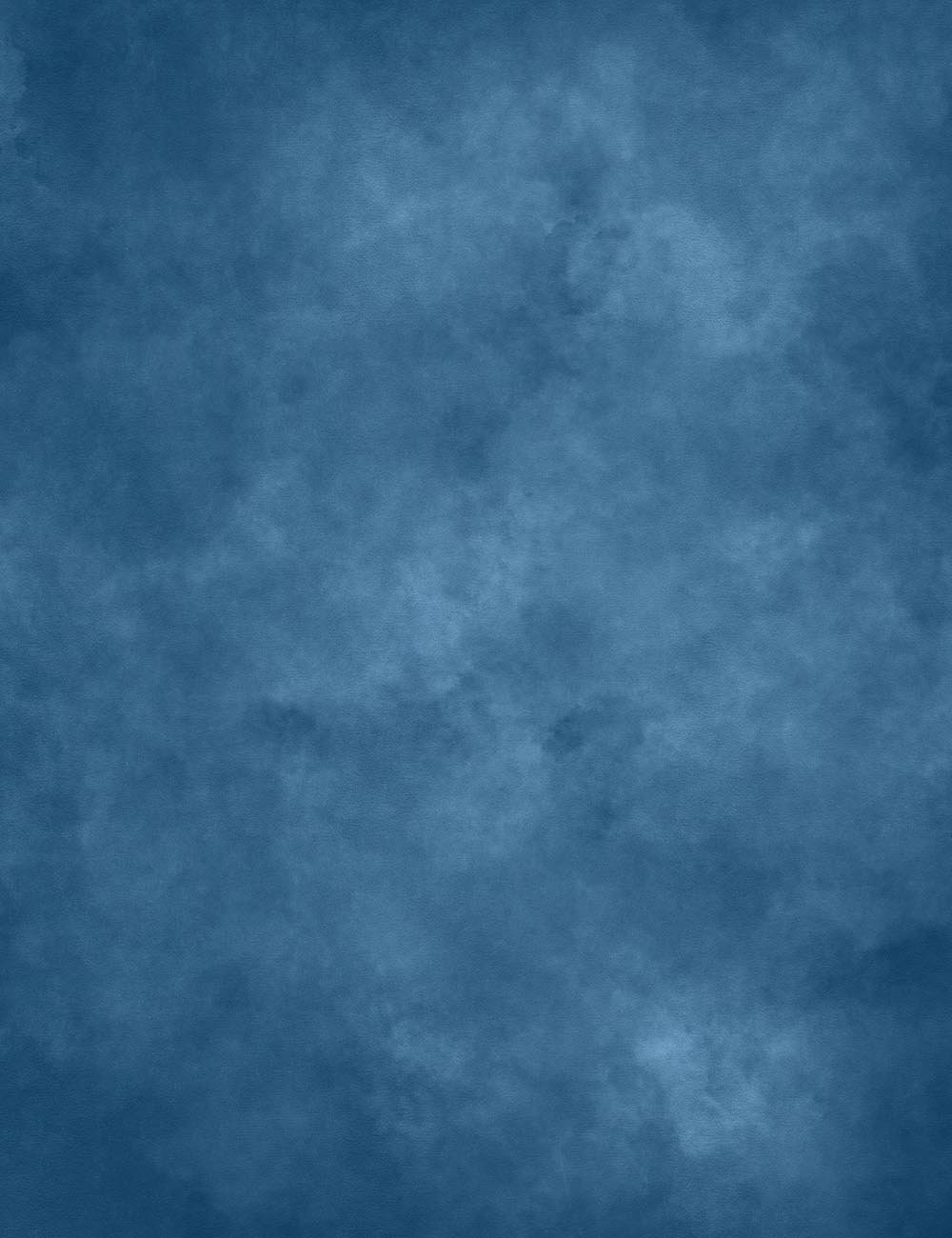 Pinted Blue Texture Old Master Photography Backdrop J-0731