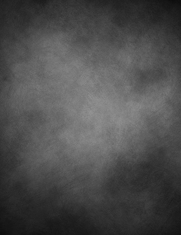 Printed Abstract Black With Gray Texture Photography Backdrop J-0319
