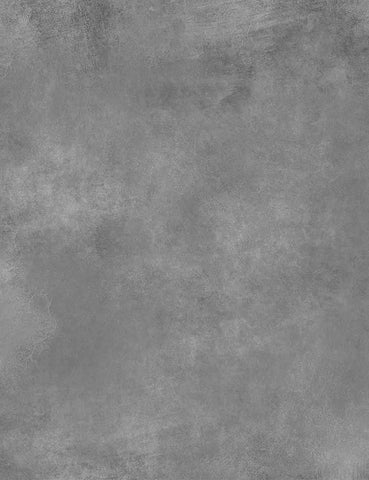 Printed Old Master Dark Gray Photography Backdrop Q-0574