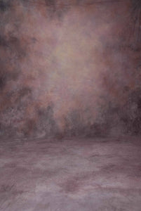 Printed Old Master Deep Old Rose Abstract Backdrop For Photography -