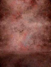 Printed Old Master Maroon With Red Gray And Hints Of Blue Photography Backdrop - Shop Backdrop