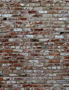 Retro Brick Wall Patterns Texture Backdrop For Photo - Shop Backdrop