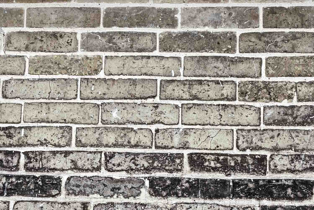 Retro Gray Brick Wall Texture Background For Photography Backdrop-1
