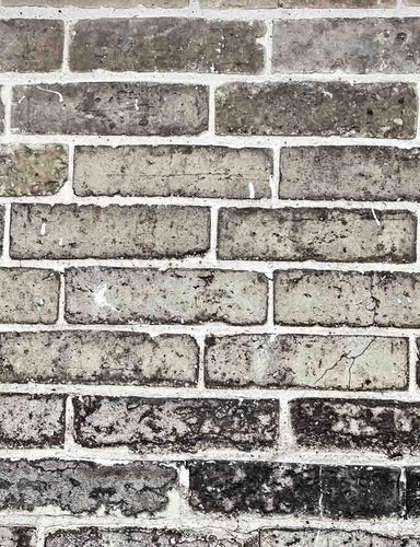 Retro Gray Brick Wall Texture Background For Photography Backdrop
