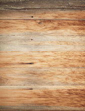 Retro Khaki Printed Wood Floor Texture Mat  Backdrop