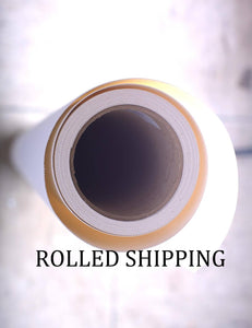 Rolled Shipping Fee