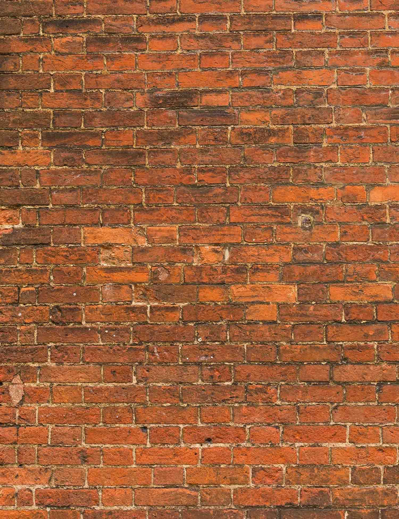 Senior Red Brick Wall Texture Backdrop For Studio Photography