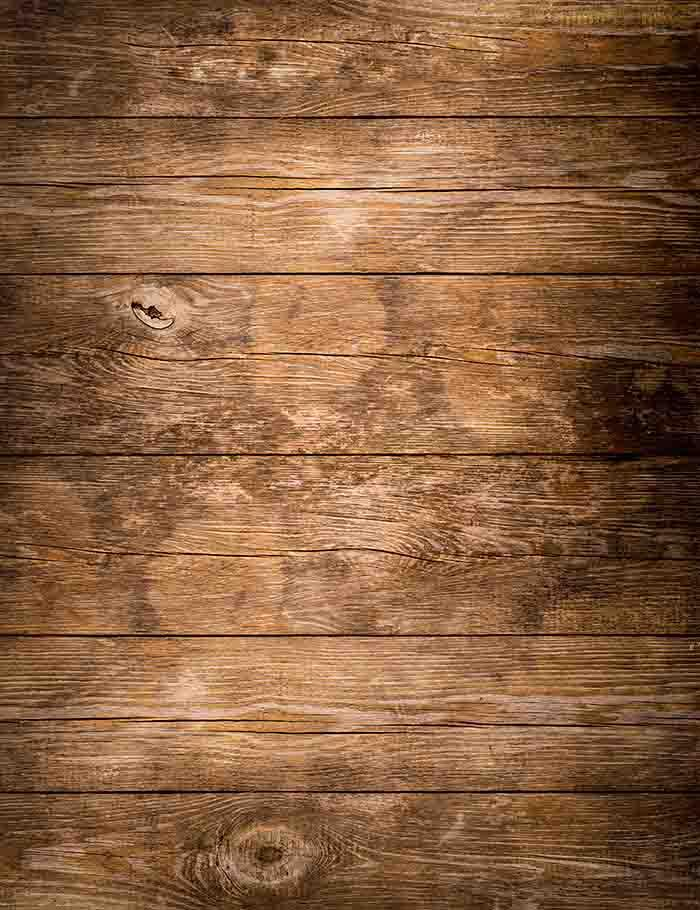 Senior Width Brown Wood Floor Texture Backdrop For Photography - Shopbackdrop