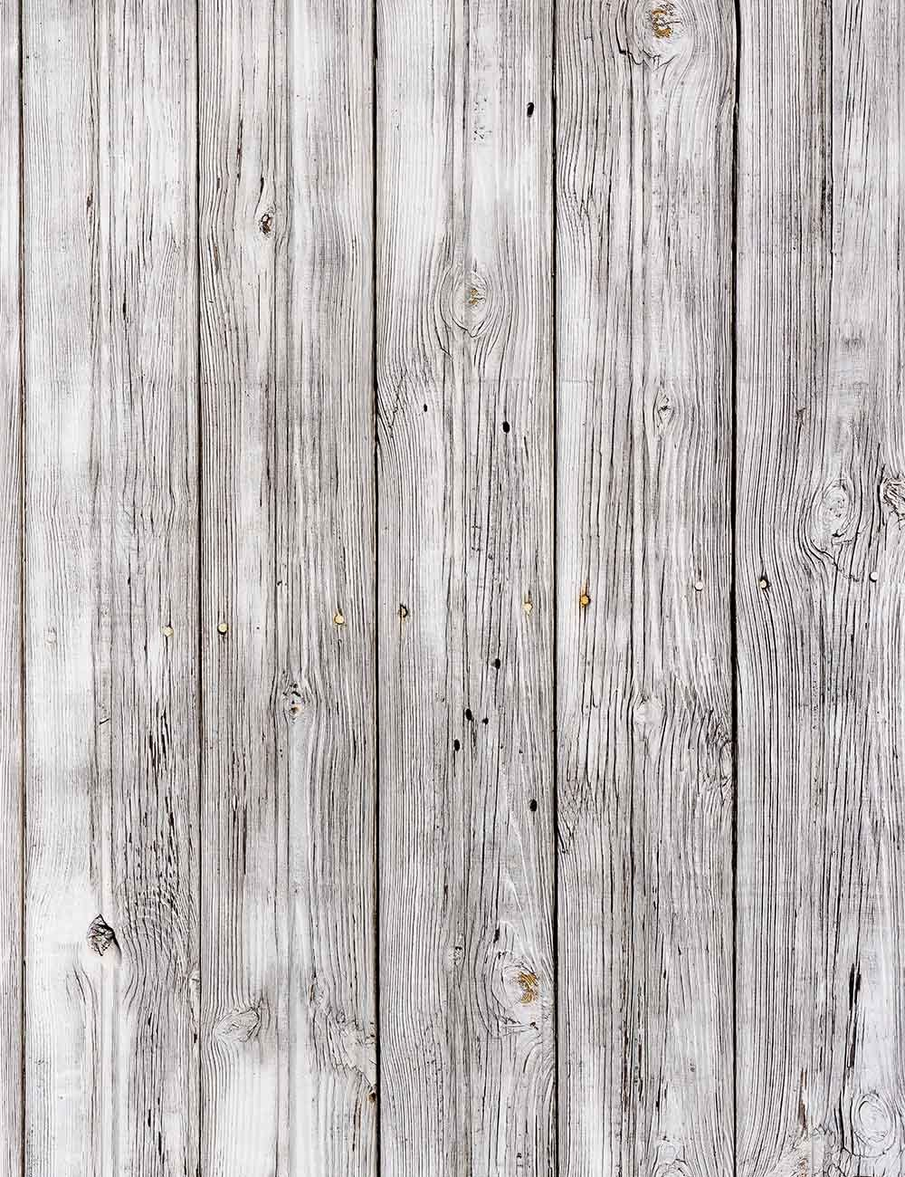 White Wood Texture. White Wood Texture With Natural Pattern Photography  Backdrop J 0683