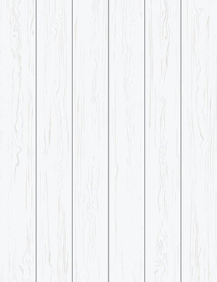 White Wooden Plank Texture Floor Or Wall Photography Backdrop J-0353