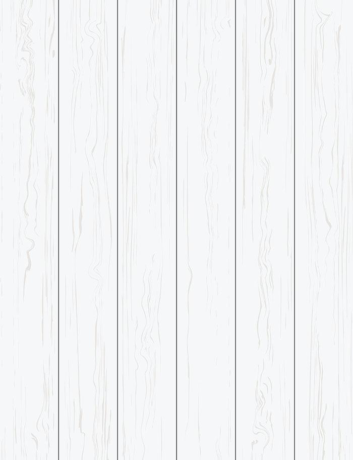 White Wooden Plank Texture Floor Or Wall Photography Backdrop J 0353