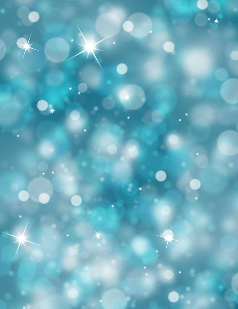 Winter Light Background With Sparkle Backdrop For Holiday Photography Q-0137