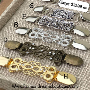 Clip CLASPS!