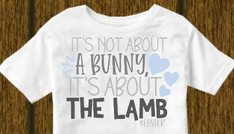 Not about the bunny (kids, Raglan & more colors available)