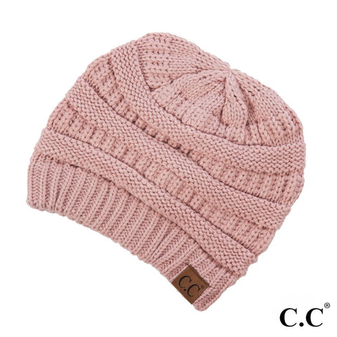 "C.C.""the original"" beanie pink"
