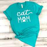 Cat mom (more colors and Hoodie available)