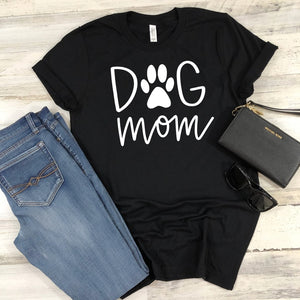 Dog mom (more colors and Hoodie available)