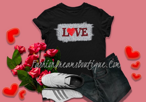 Love❤️tee (also in kids sizes!)