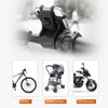 Bike Handlebar Phone Holder-iphone-handlebar-bracket-stand-bike-bicycle-motorcycle-mobile-phone-silicone-holder-mount-stroller-cellphone-gps-The Exceptional Store