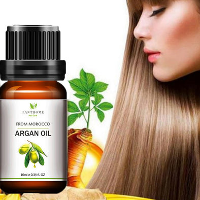 Essential Hair Care Argan Oil-Moroccan argan oil hair treatment-The Exceptional Store