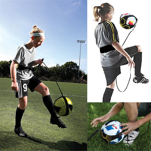 Soccer Trainer Pro-fifa exercise football soccer ball trainer-The Exceptional Store