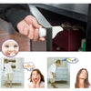 Magnetic Child Safety Cabinet Lock-baby safe infant toddler pantry drawer cabinet door locks-The Exceptional Store