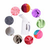 Portable Handheld Garment Steamer-clothes iron wrinkle free ironing laundry steaming sanitize travel mini quick fast dry cleaning wrinkles-The Exceptional Store