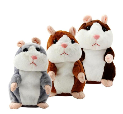 Hilarious Talking Hamster-baby kids interactive toy-The Exceptional Store