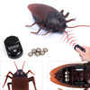 Gag Remote Control Cockroach-toy cockroach prank bug joke-The Exceptional Store