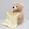 Peek A Boo Teddy Bear-infant baby talking toy interactive-The Exceptional Store