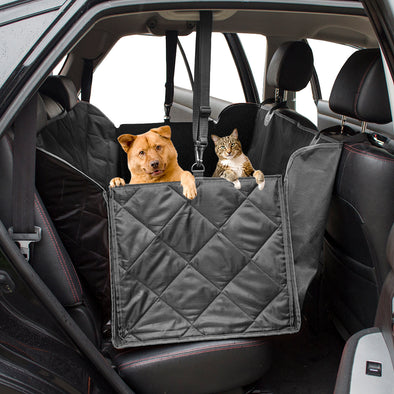 Pet Hammock Back Seat Protector Car Interior Protection Dog Cat The Exceptional Store