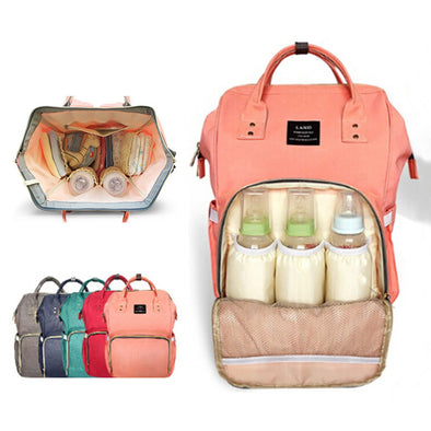 Diaper Bag Backpack-baby diaper bag backpack-The Exceptional Store