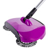 Automatic Dustpan Magic Sweeper Broom-Purple-The Exceptional Store