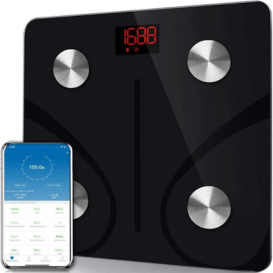 Bluetooth Body Fat BMI Scale