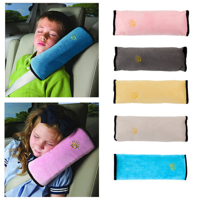 Kids Seat Belt Pillow-car padded seat belt shoulder cushion-The Exceptional Store
