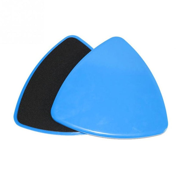 Fitness Glide Training Disks-exercise pads strengthen tone firm body-The Exceptional Store