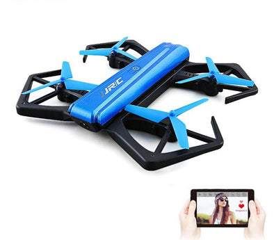 Folding Quadcopter FPV Drone-portable folding selfie drone-The Exceptional Store