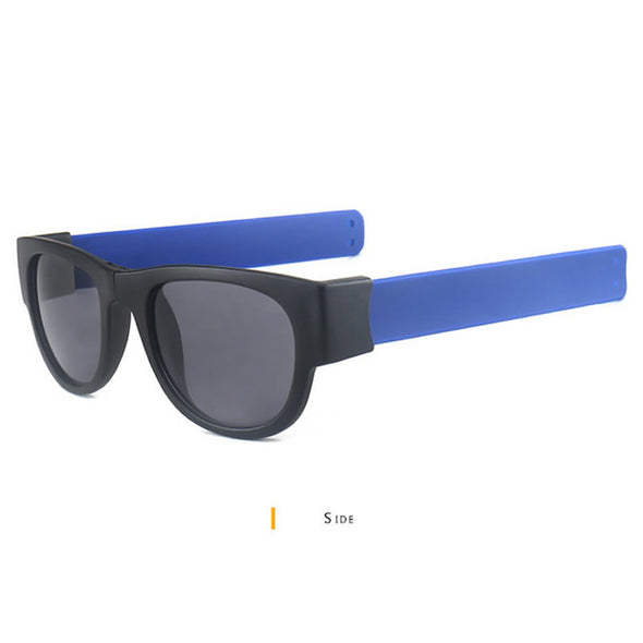 Slap Roll Up Sunglasses-women men hot cool trendy sunglasses-The Exceptional Store