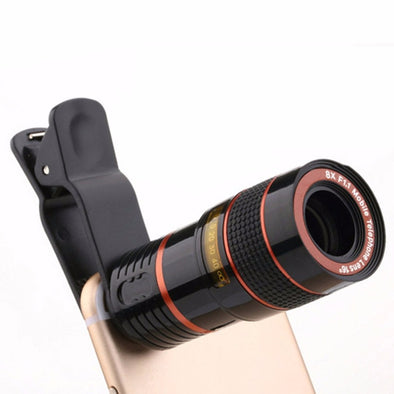 Ultimate Universal Zoom Lens