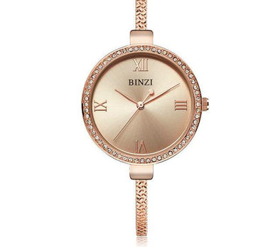 Luxury Crystal Watch-womens watch women's fashion accessory-The Exceptional Store