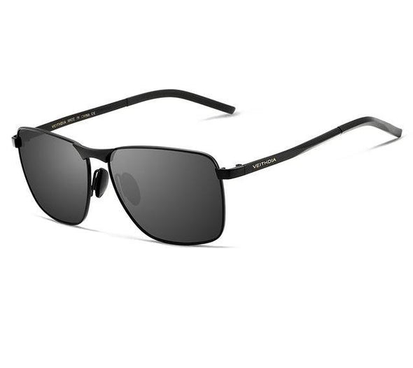 HD Aviator Polarized Sunglasses-men's sunglasses mens fashion-The Exceptional Store