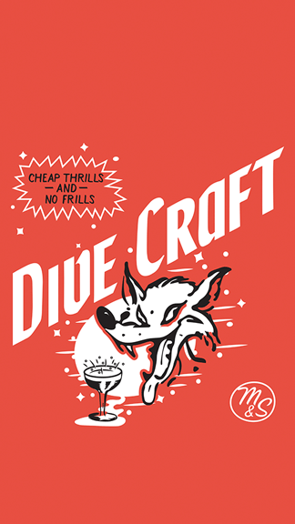 dive-craft-red