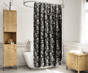 Daq Til Death Shower Curtain