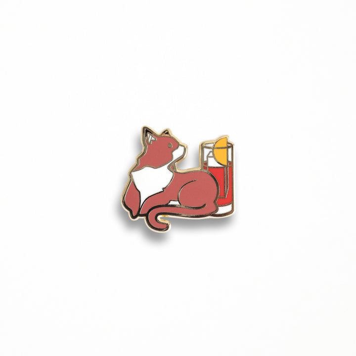 Bitter Ameri-Cat-O Pin