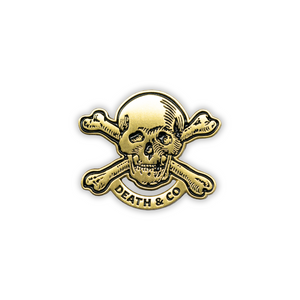 D&C Cross Bones Pin
