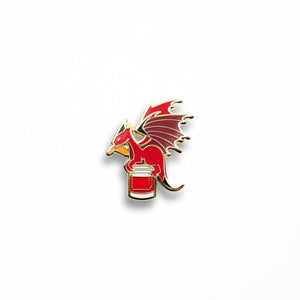 Negroni Dragon Pin