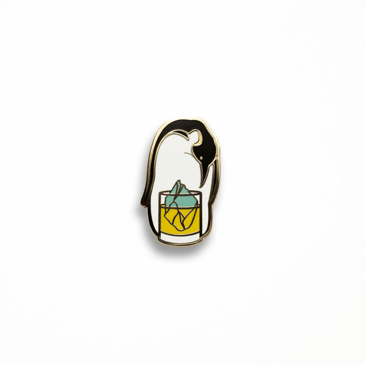 Sour Penguin Pin