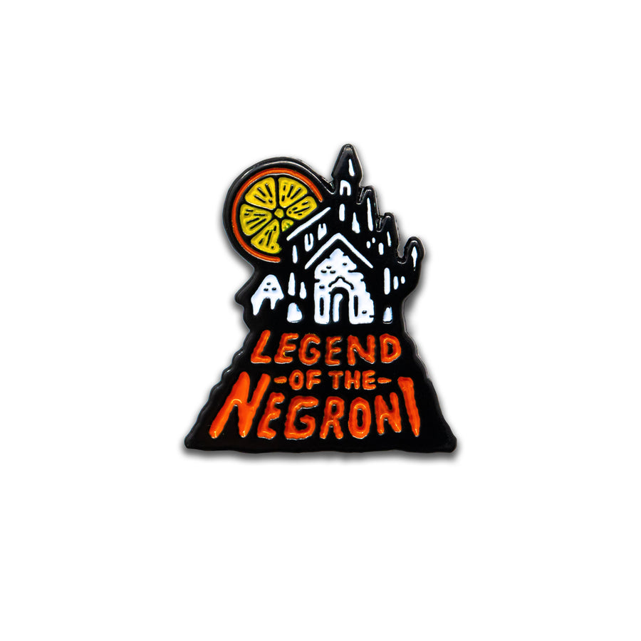 The Negroni Lair Pin