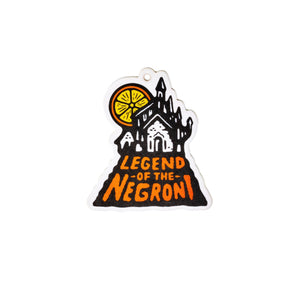 Legend of the Negroni Air Freshener