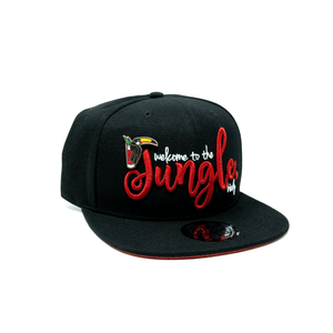 Jungle Bird Snapback Hat